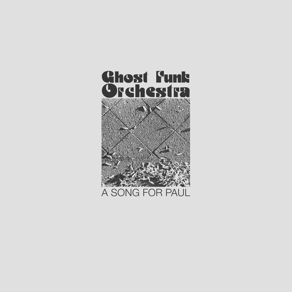 Ghost Funk Orchestra - A Song For Paul (Cassette) Karma Chief Records/Colemine Records