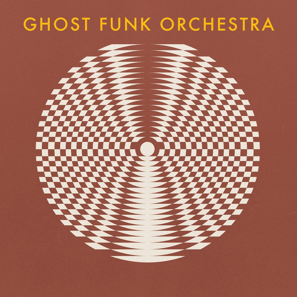 "Ghost Funk Orchestra - Walk Like A Motherfucker b/w Isaac Hayes (7"" - Orange Vinyl) Karma Chief Records/Colemine Records"