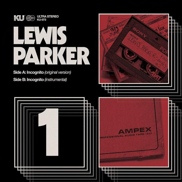 "Lewis Parker - The 45 Collection No. 1 (7"") KingUnderground"