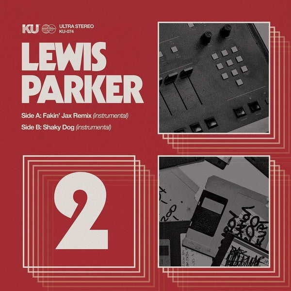 "Lewis Parker - The 45 Collection No. 2 (7"") KingUnderground"