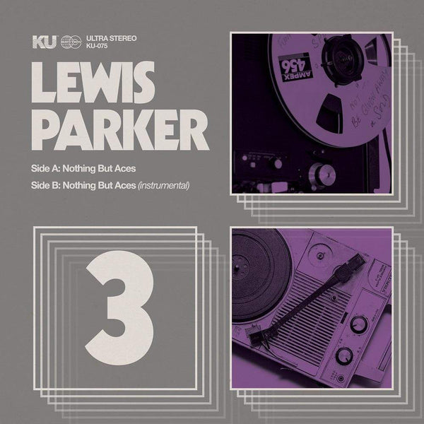"Lewis Parker - The 45 Collection No. 3 (7"") KingUnderground"