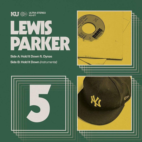 "Lewis Parker - The 45 Collection No. 5 (7"") KingUnderground"