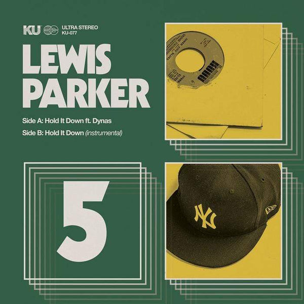 Lewis Parker - The 45 Collection No. 5 (Digital) KingUnderground
