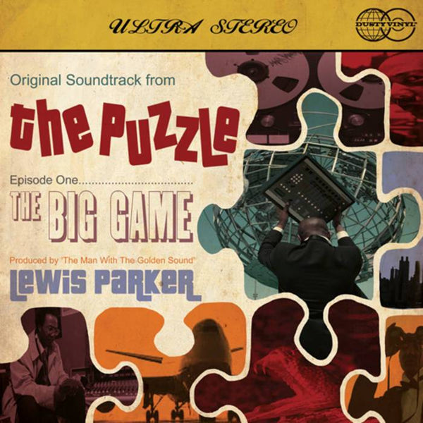 Lewis Parker - The Puzzle: Episode One, The BIG Game (Digital) KingUnderground