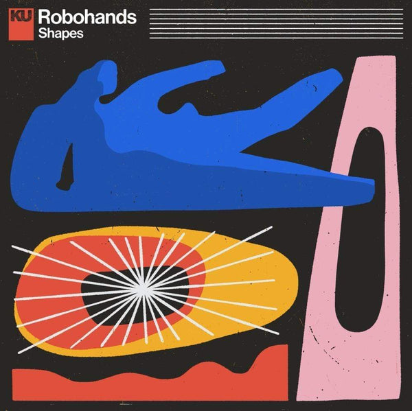 Robohands - Shapes (LP) KingUnderground