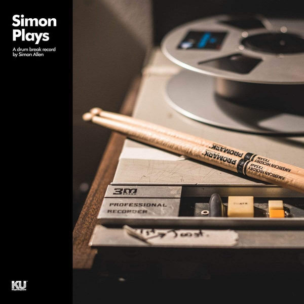Simon Allen - Simon Plays (LP - Breaks) KingUnderground