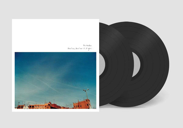 Tim Hecker - Haunt Me, Haunt Me Do It Again (2xLP) Kranky
