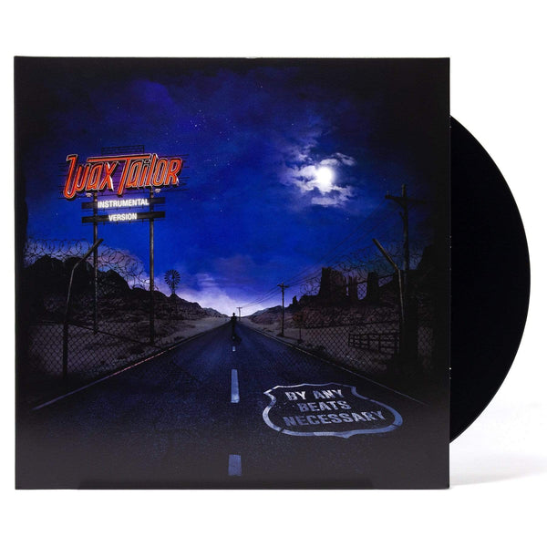 Wax Tailor - By Any Beats Necessary: Instrumental Version (2xLP) Le Plan
