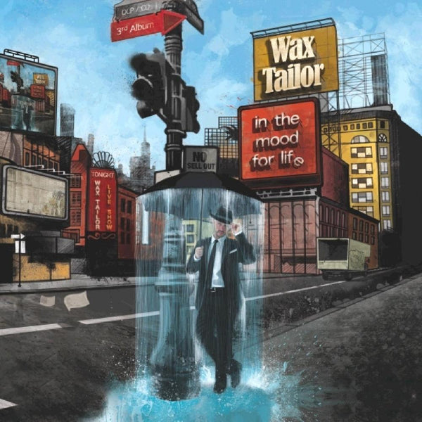 Wax Tailor  - In The Mood For Life (CD) Lab'oratoire
