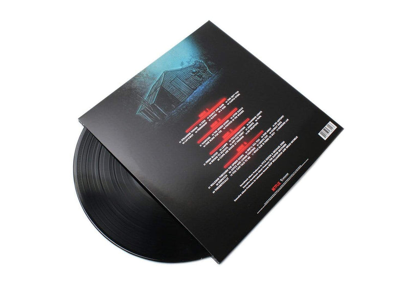 Kyle Dixon & Michael Stein - Stranger Things, Volume One (2xLP - Black Vinyl - Gatefold) Lakeshore Records