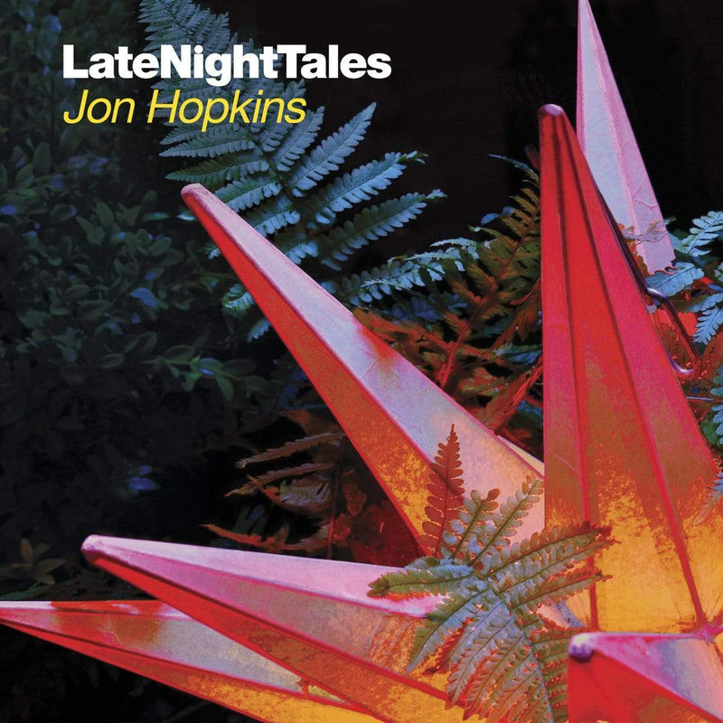 Jon Hopkins - Late Night Tales (2xLP + Download Card) Late Night Tales