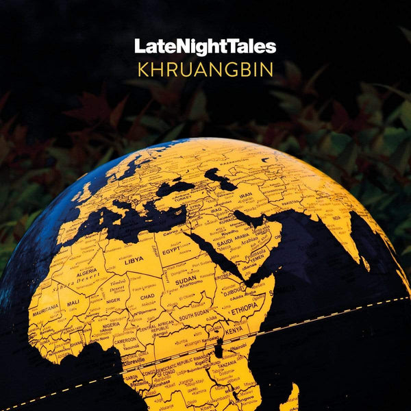 Khruangbin - Late Night Tales: Khruangbin (2xLP - Orange Vinyl) Late Night Tales