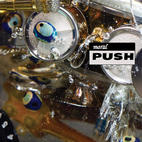 Maral - Push (LP) Leaving Records
