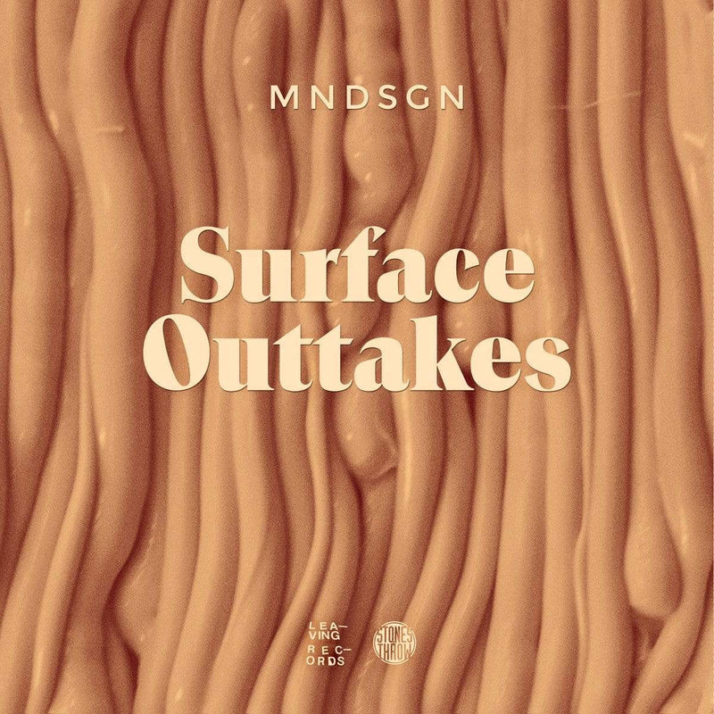 Mndsgn - Surface Outtakes (LP) Leaving Records
