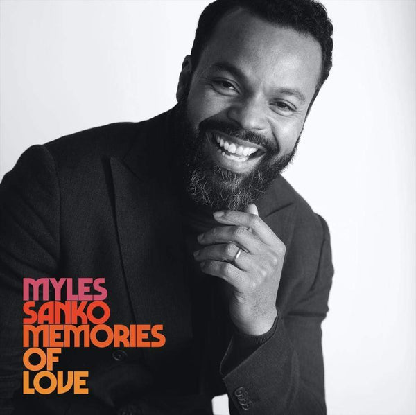 Myles Sanko - Memories Of Love (LP) Légère Recordings