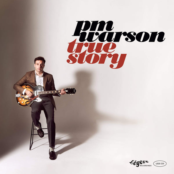 PM Warson - True Story (CD) Légère Recordings