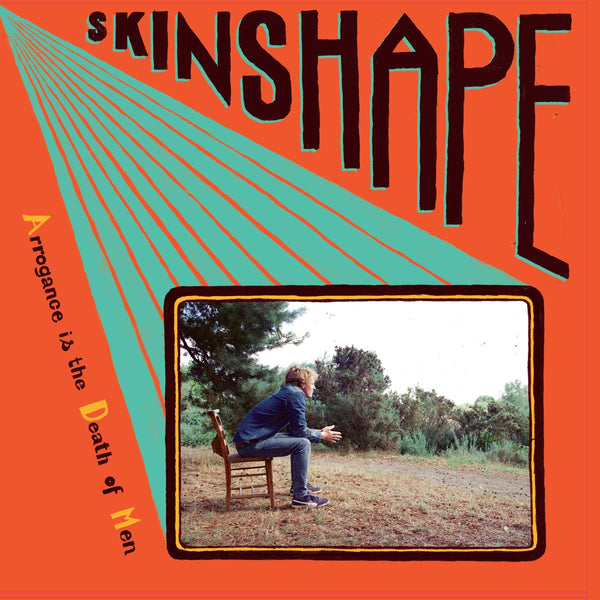 Skinshape - Arrogance Is The Death Of Men (LP) Lewis Recordings