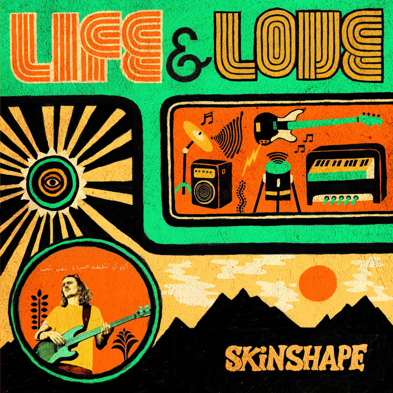 Skinshape - Life & Love (CD) Lewis Recordings