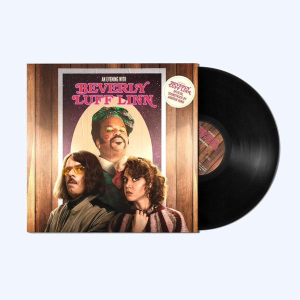 Andrew Hung - An Evening With Beverly Luff Linn / O.S.T. (2xLP) Lex Records