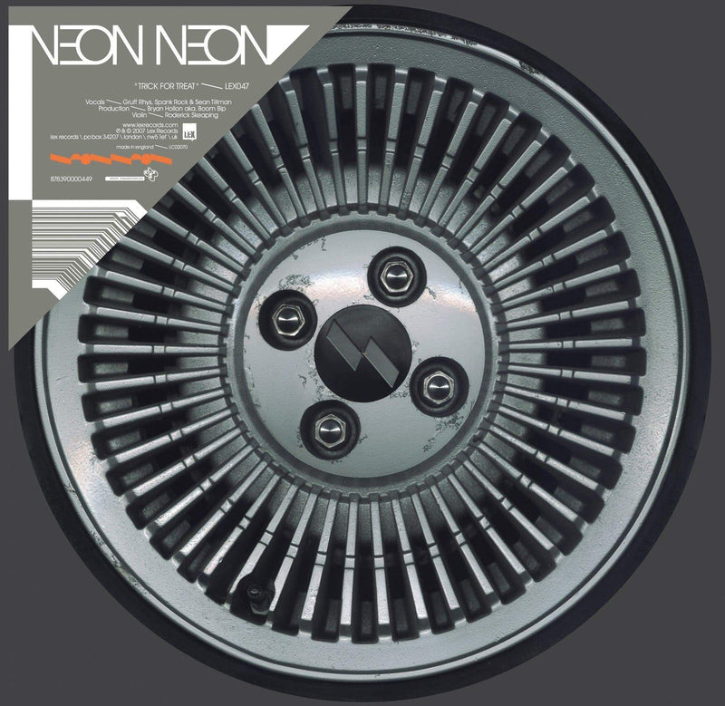 Neon Neon - Trick For Treat (EP - Picture Disc) Lex Records