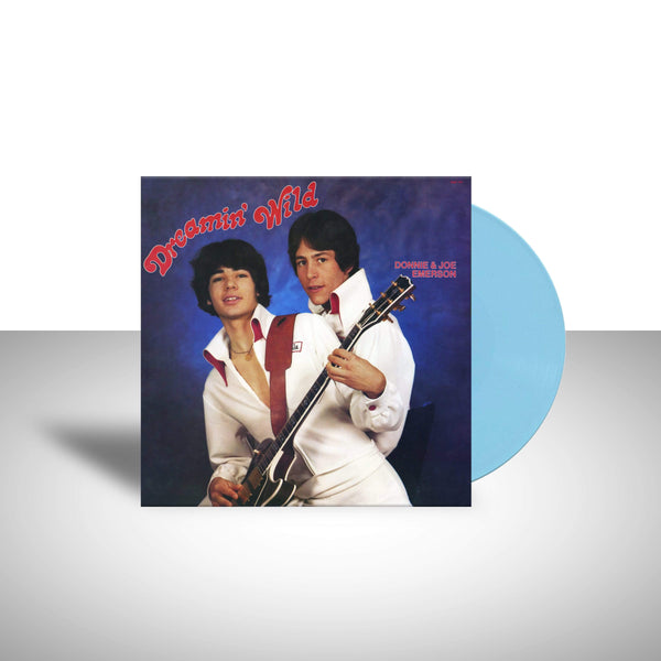 Donnie & Joe Emerson - Dreamin' Wild (LP - Limited Blue Vinyl + Eye Mask) Light In The Attic