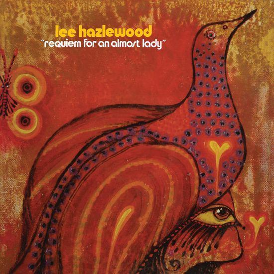 Lee Hazlewood - Requiem For An Almost Lady (LP) Light In The Attic