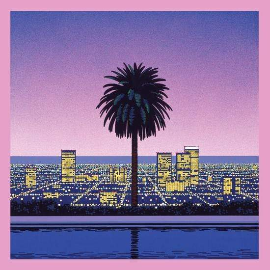 "V/A - Pacific Breeze 2: Japanese City Pop, AOR & Boogie 1972-1986 (2xLP - Limited ""Violet Sky"" Vinyl) Light In The Attic"