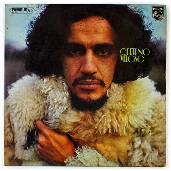 Caetano Veloso - Caetano Veloso: A Little More Blue (LP - Colored Vinyl) Lilith