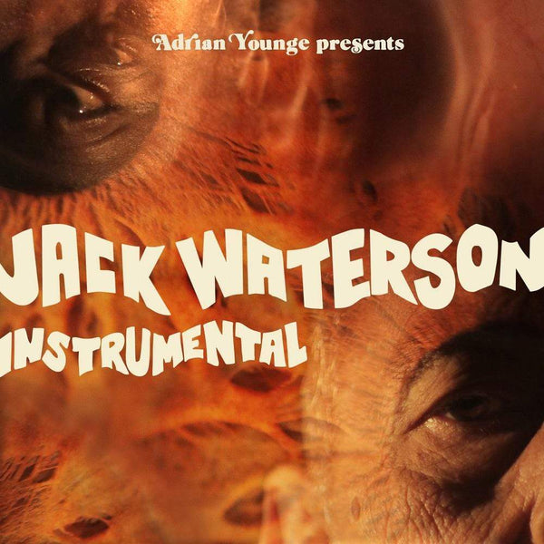 Adrian Younge - Jack Waterson Instrumentals (LP) Linear Labs