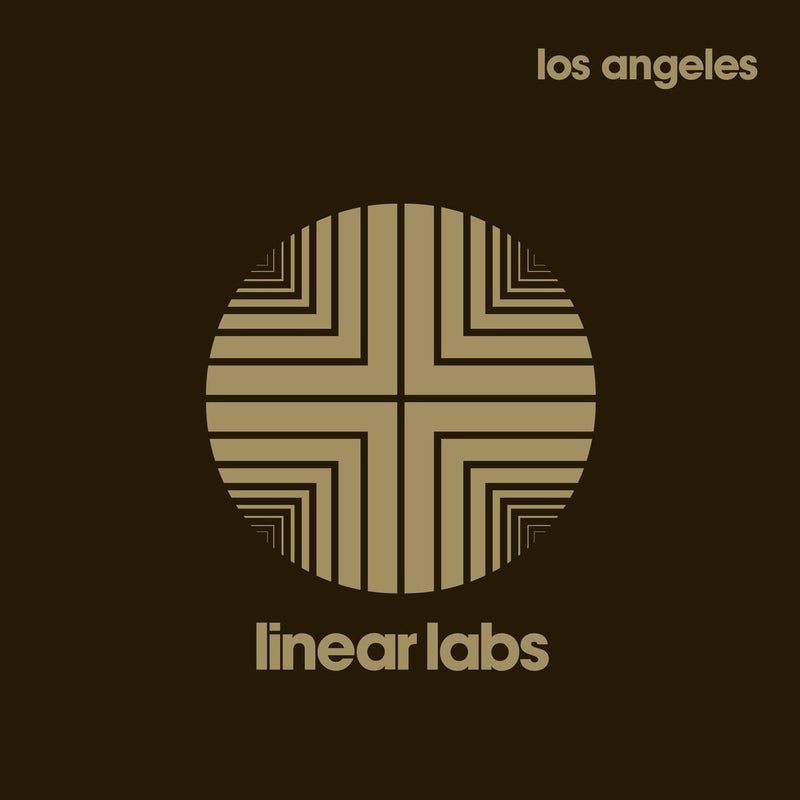 Adrian Younge & Linear Labs Presents... - Linear Labs: Los Angeles (LP) Linear Labs