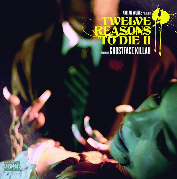 "Ghostface Killah & Adrian Younge - Death's Invitation/Let The Record Spin (7"") Linear Labs"
