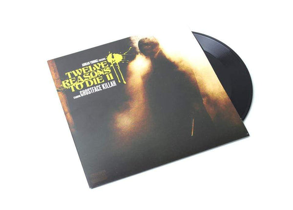 "Ghostface Killah & Adrian Younge - Return Of The Savage/King Of New York (7"") Linear Labs"
