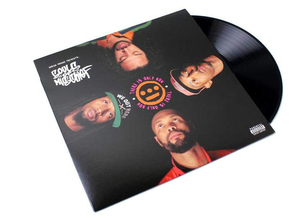 Souls Of Mischief  - There Is Only Now (LP) Linear Labs