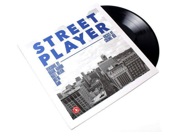V/A - Street Player (EP) Liquid Beat Records