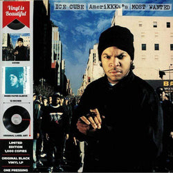 Ice Cube - AmeriKKKa's Most Wanted (LP - Import) LMLR
