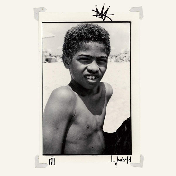 lojii - lo&behold (LP - Black Vinyl - Fat Beats Exclusive) lojii