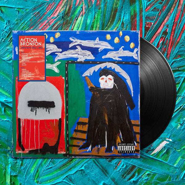 Action Bronson - Only For Dolphins (LP - Black Vinyl) Loma Vista