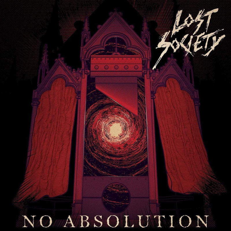 Lost Society - No Absolution (LP) Lost Society