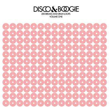 Disco & Boogie - 200 Breaks & Drum Loops, Volume 1 (Red Cover) Love Injection Records
