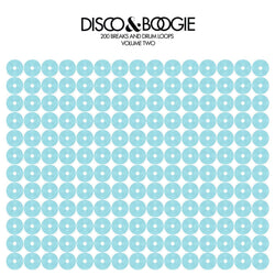 Disco & Boogie - 200 Breaks & Drum Loops, Volume 2 (Blue Cover) Love Injection Records