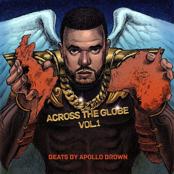 Apollo Brown - Across The Globe, Vol. 1 (Vinyl EP) Low Key Source