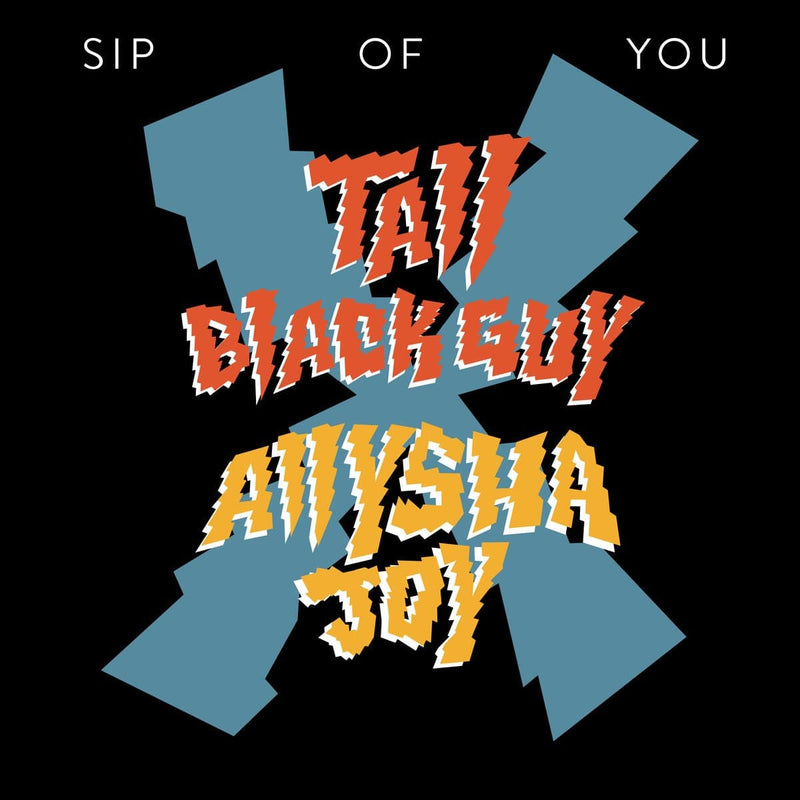 "Tall Black Guy x Allysha Joy & Children Of Zeus x Black Milk - Sip Of You b/w Won't End Well (7"") Low Key Source"