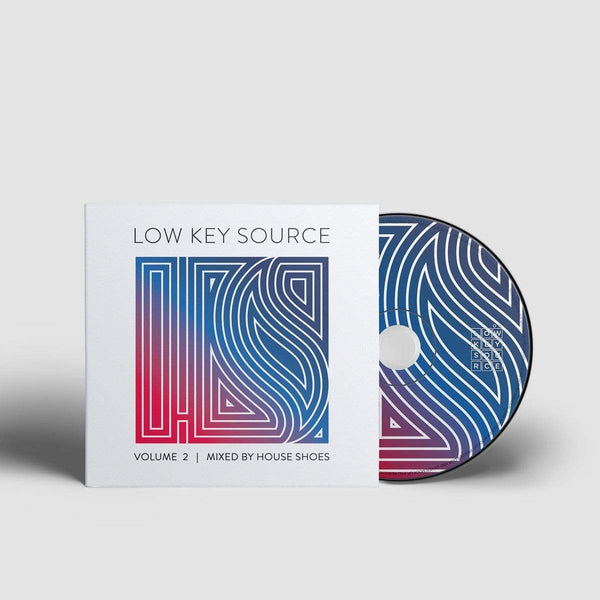 Various Artists - Low Key Source Vol.2 mixed by House Shoes (CD) Low Key Source