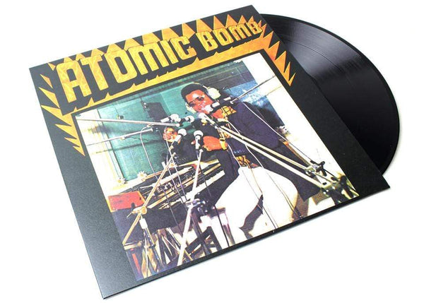 William Onyeabor - Atomic Bomb (LP) Luaka Bop