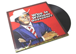 William Onyeabor - World Psychedelic Classics Vol. 5: Who Is William Onyeabor? (3xLP) Luaka Bop