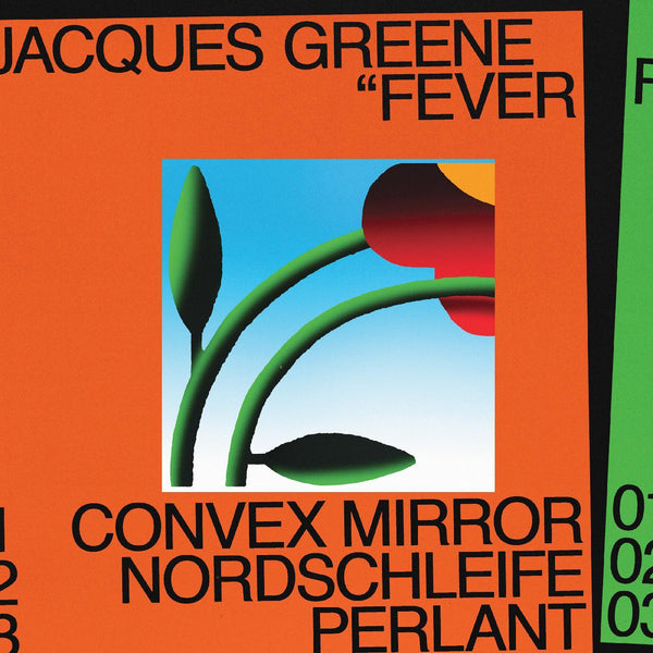 "Jacques Greene - Fever (12"") LuckyMe"