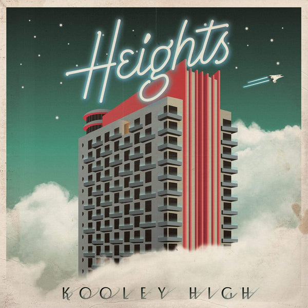 Kooley High - Heights (EP - 180 Gram Vinyl) M.E.C.C.A. Records
