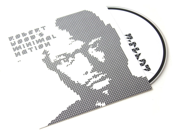 Robert Hood - Minimal Nation (3xLP - White Vinyl + CD) M-Plant