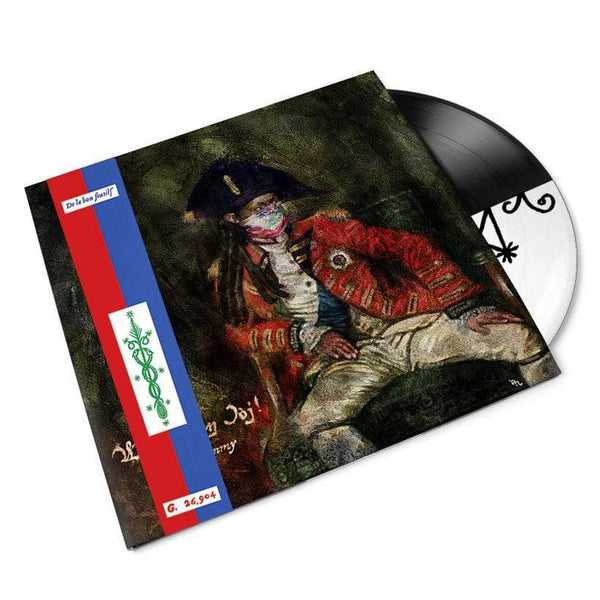Mach-Hommy - Wap Konn Jòj! (Picture Disc LP - Obi-Strip Edition) Mach-Hommy