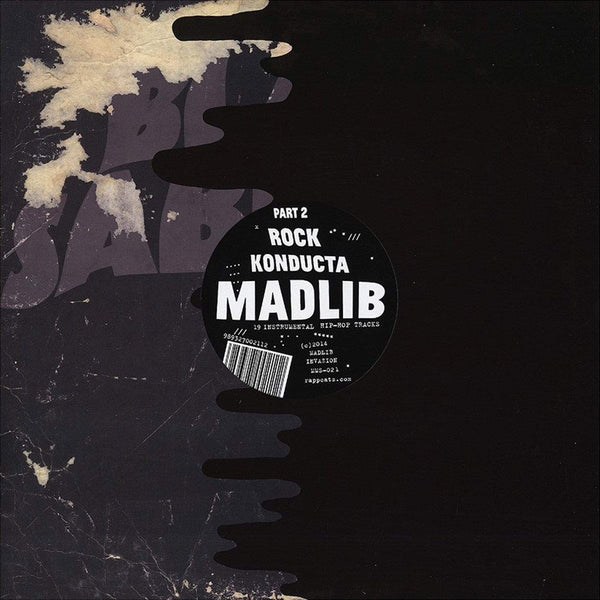 Madlib - Rock Konducta Part 2 (LP) Madlib Invazion